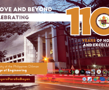 Celebrating 110 Years of UPD College of Engineering