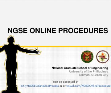 Online Processing of Documents – National Graduate School of Engineering