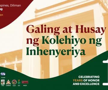 """""""Galing at Husay ng Engg"""" Podcast Series"""